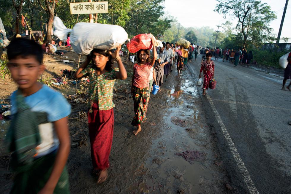 The Plight of the Rohingya — United States Holocaust