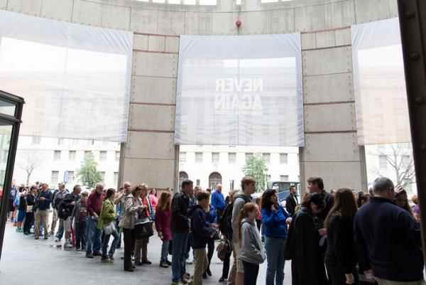 <p>See all upcoming events at the US Holocaust Memorial Museum.</p>