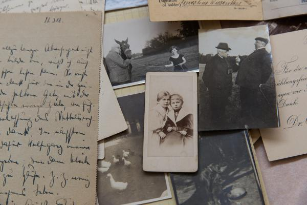 <p>Explore the Museum's many available research tools, including our Collections database and the Holocaust Survivors and Victims database.</p>