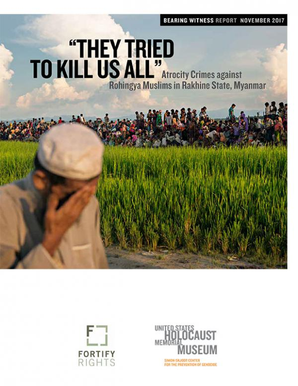 <p>Find reports about early warning signs, atrocity prevention policy, and bearing witness to mass atrocities.</p>