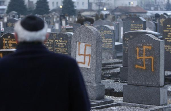 <p>This monthly audio podcast series features a broad range of perspectives about antisemitism and hatred today.</p>