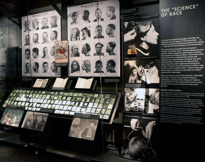This Floor Examines Nazi Racial Ideology A Cornerstone Of German State Policies From 1933 To 1945 US Holocaust Memorial Museum