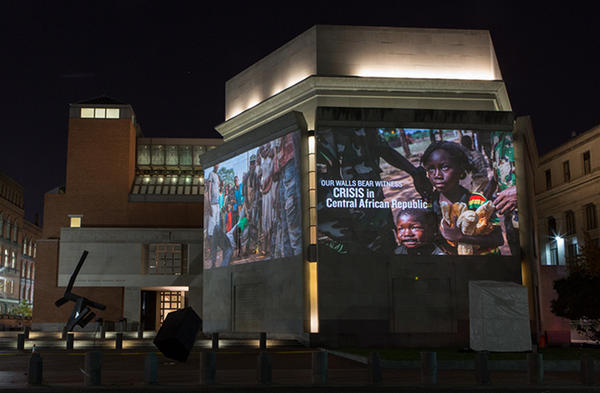 <p>The Museum's Simon-Skjodt Center is dedicated to stimulating timely global action to prevent genocide and to catalyze an international response when genocide does occur.</p>