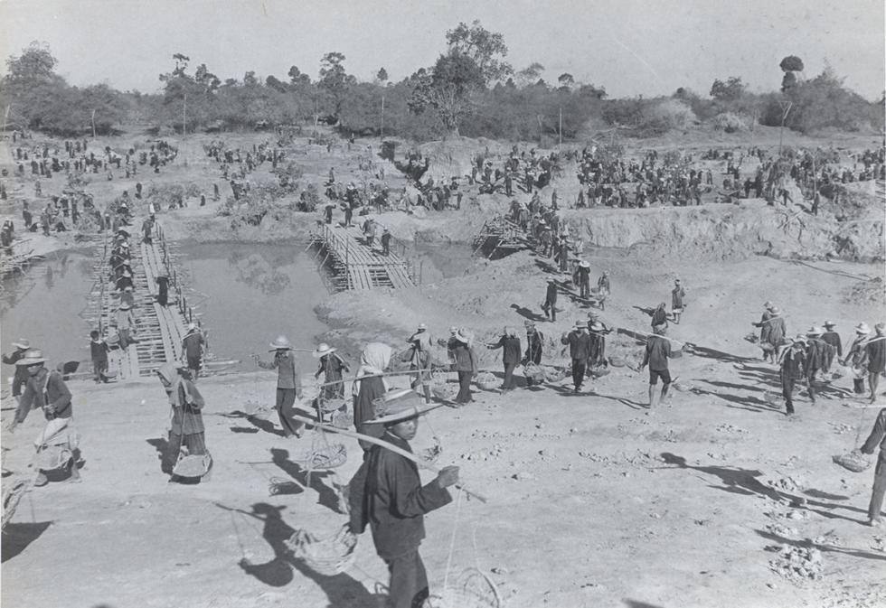 Khmer rouge genocide