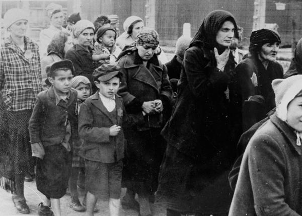 <p>Watch videos and read articles about the Holocaust and the conditions that made it possible.</p>