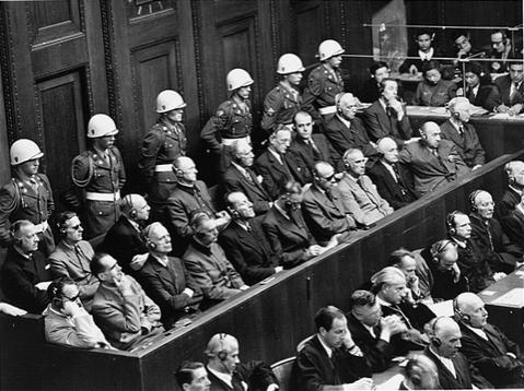 <p>The trials of leading German officials before the International Military Tribunal are the best known of the postwar war crimes trials.</p>
