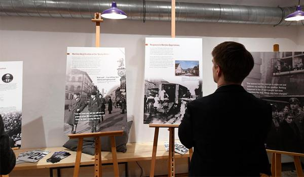 <p>This set of 21 posters is based on the Museum's exhibition Some Were Neighbors. The exhibition examines the role of ordinary people during the Holocaust.</p>