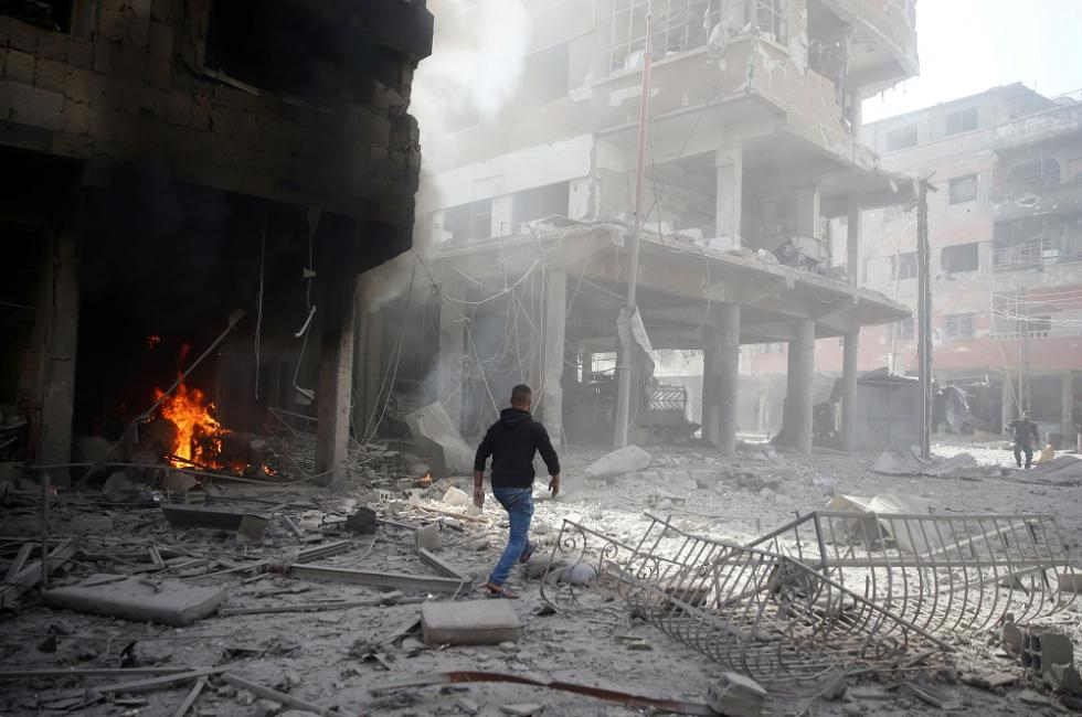 Syria Bearing Witness Trips — United States Holocaust