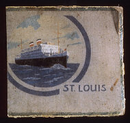 "Album de fotografias do ""St. Louis"""
