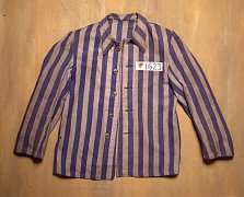Julian Noga's prisoner uniform jacket