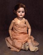 Doll from the Krakow ghetto
