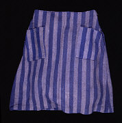 Hana Mueller's concentration camp skirt