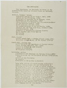 Page 1 of International Military Tribunal program