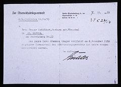 Annonce de l'exécution de Gregor Wohlfahrt