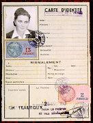 Documents pour une fausse identité : Simone Weil