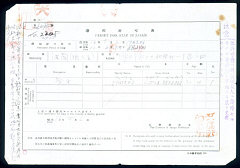 Permit for stay in Japan