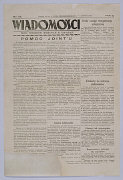 Polish-language newspaper for refugees in Shanghai