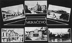 Postcard from Munkacs