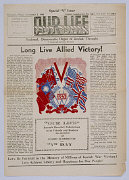 Our Life newspaper: Allied victory