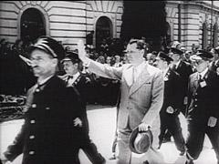 Ante Pavelic, leader croato fascista