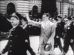 Croatian fascist leader Ante Pavelic