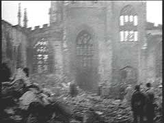 Germans bomb Coventry