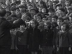 Zionist children in Munkács