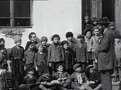 School lesson in Munkács