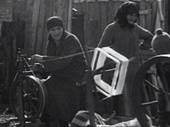 Weavers in Munkács