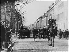 German presence in Copenhagen, Denmark