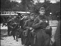 German forces enter Warsaw<br />Warsaw, Poland, September 1939<br />