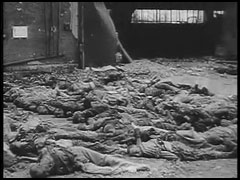 Nordhausen concentration camp<br />Nordhausen, Germany<br />