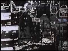 War damage in Nuremberg
