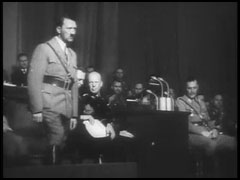 """The Nazi Plan"": Seventh Party Congress, 1935<br />