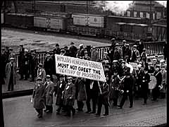 Protesto Anti-Nazista<br />Chicago, Illinois, 5 de maio de 1933<br />