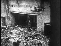 Reichstag fire<br />Berlin, Germany, February 28, 1933<br />