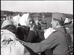 Relocation of Soviet Citizens<br />Soviet Union, Autumn 1941<br />