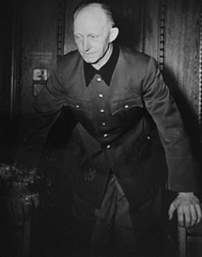 Defendant Alfred Jodl.
