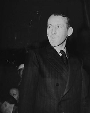 Defendant Ernst Kaltenbrunner.