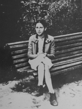 In 1942, eleven-year-old Dawid Tennenbaum went into hiding with his mother, settling in the Lvov region as Christians. Dawid disguised himself as a girl and as mentally disabled, which exempted him from attending school and averted his being exposed.