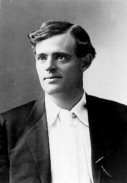 Portrait of Jack London, ca. 1905.