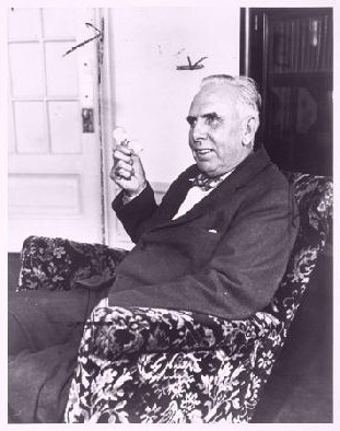 Portrait of Theodore Dreiser.