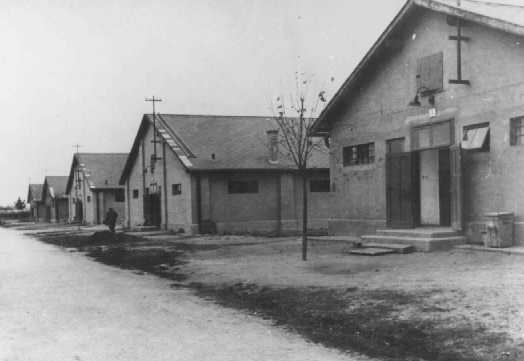 The Sered concentration camp. Czechoslovakia, 1941-1944.