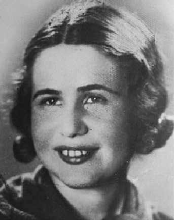 Irena Sendlerowa, a member of Zegota, an underground organization of Poles and Jews that coordinated efforts to save Jews in Nazi-occupied Poland.