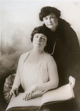 Helen Keller — Photograph