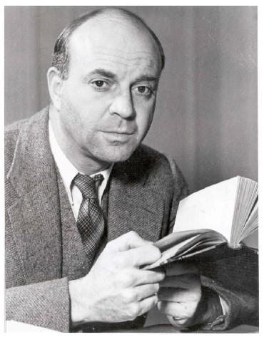 Portrait of John Dos Passos.
