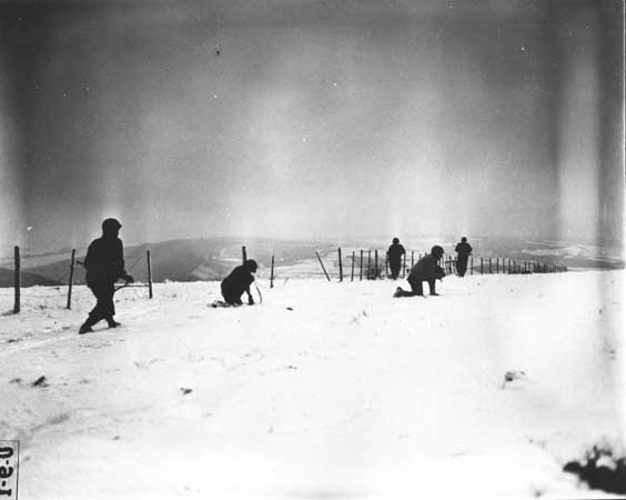 the battle of the bulge essay The battle of the bulge history essay introduction the battle of the bulge was a battle that changed the world forever this battle was started by adolf hitler on december 16, 2010.