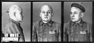 Photos d'identité d'un prisonnier accusé d'homosexualité...
