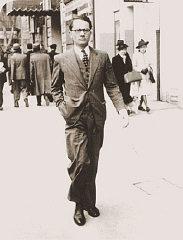 Varian Fry à Marseille. France, 1940-1941.