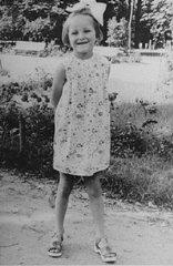 Selma Schwarzwald while hiding under a false identity...